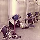 Red wine storage by bubblehex08