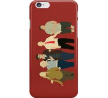 Team Winchester iPhone Case/Skin
