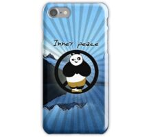 Kung fu panda for iphone!! iPhone Case/Skin