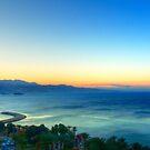 Eilat Sunrise by Roland Pozo
