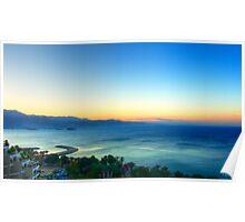 Eilat Sunrise Poster
