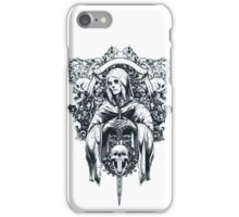 The dead Angel iPhone Case/Skin