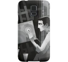 The artist Samsung Galaxy Case/Skin
