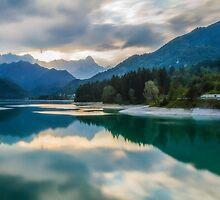 Brcis Lake by Roberto Pagani