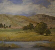 Mudgee by Toni Lynch
