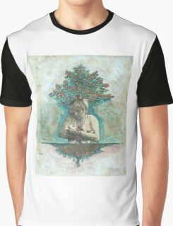 Cradling the Roots of my Spirit Graphic T-Shirt