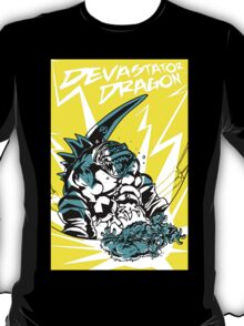 Devastator Dragon - Finisher Tee T-Shirt