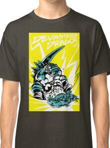 Devastator Dragon - Finisher Tee Classic T-Shirt