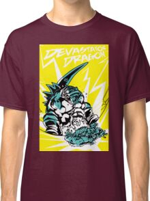 Devastator Dragon - Finisher Tee Classic T-Shirt