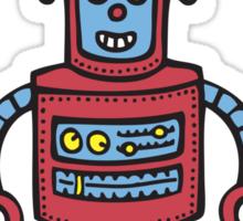 Baby Robot Sticker