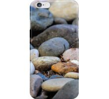 Beach Pebbles iPhone Case/Skin
