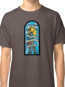 Stained Ash Window Classic T-Shirt