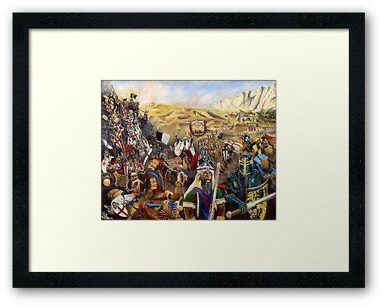 Crusades by patriotart