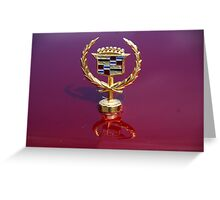 Marque: American Luxo Icon Greeting Card