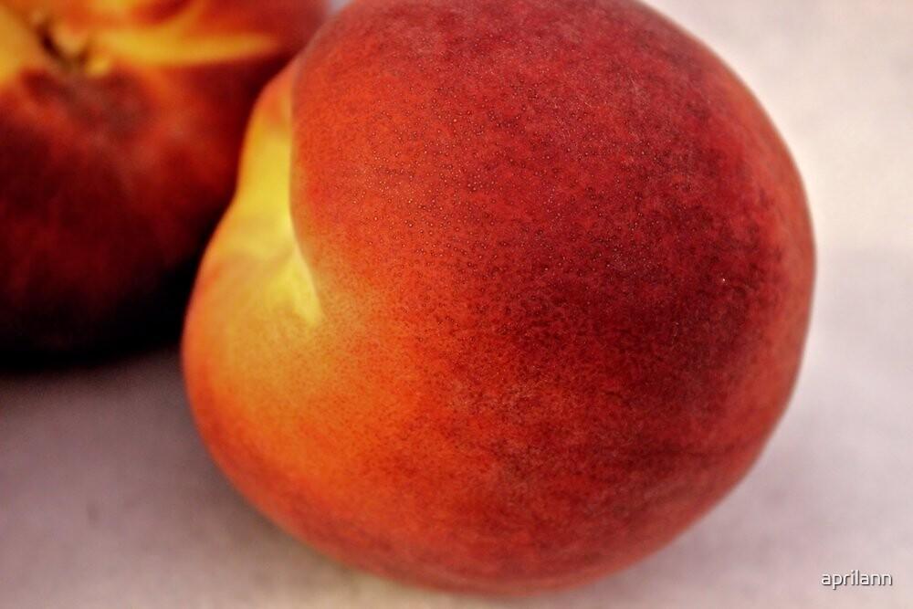 Just Peachy by aprilann