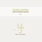 GREETING CARDS - 'The perks of being a wallflower' by Stephen Chbosky by punktkomma