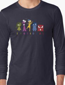 Emotional Long Sleeve T-Shirt