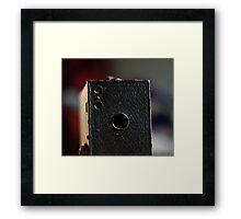 Brownie (8) Framed Print