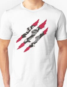 Toronto Raptors claw marks T-Shirt
