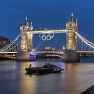 London 2012 olympic games HDR by Andrew-Thomas