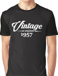 Vintage 1957 Graphic T-Shirt