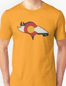 Colorado Flag Design  T-Shirt
