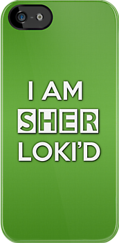 Sher Loki&#x27;d by saniday