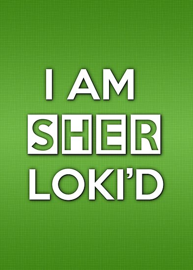 Sher Loki'd by saniday