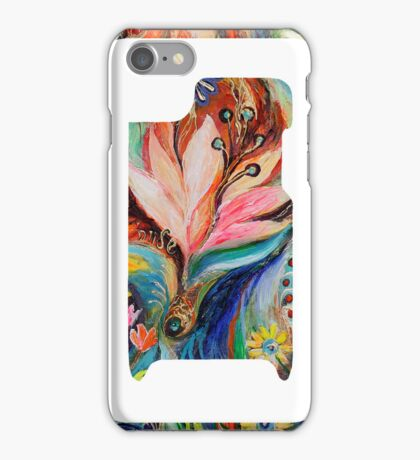 """iPhone case 1 based on my original artwork """"Before First Sin"""" iPhone Case/Skin"""