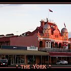 The York by Dave  Grubb