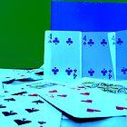 Card trick (4) by Yannis-Tsif