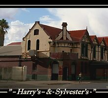 Harry's & Sylvester's by Dave  Grubb