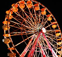 Ferris Wheel Love by ThinkPics