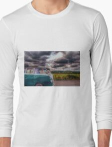 A Break in the Clouds Long Sleeve T-Shirt