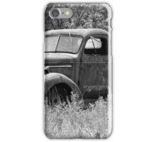 Retired Truck iPhone Case/Skin