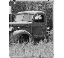 Retired Truck iPad Case/Skin