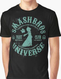 Mushroom Champion 5 Graphic T-Shirt