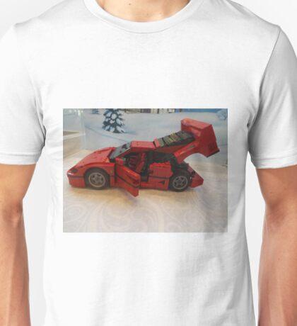 Lego Ferrari, Lego Rockefeller Center Store, Rockefeller Center, New York City T-Shirt