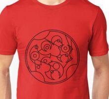 DFTBA - Gallifreyan (Black) Unisex T-Shirt