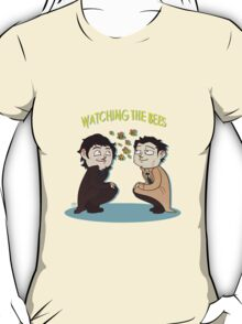 Watching The Bees. T-Shirt