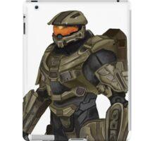 Master Chief Digital Painting iPad Case/Skin