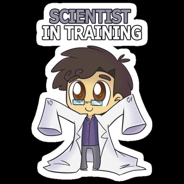 Scientist in Training by Stephanie Tatoiu