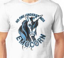 No one understands Emocorn Unisex T-Shirt