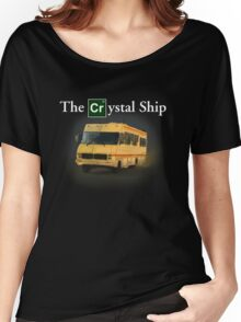 The Crystal Ship (inspired by Breaking Bad) Women's Relaxed Fit T-Shirt