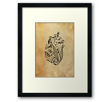 Harry Potter Lives on in our Hearts (no words) Framed Print