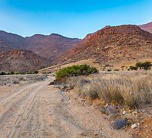 Namibia - Brandberg #1 by Rudi Venter
