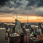 Top Of The Rock pt.II by BradKphoto