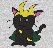 Loki Kitty by BegitaLarcos