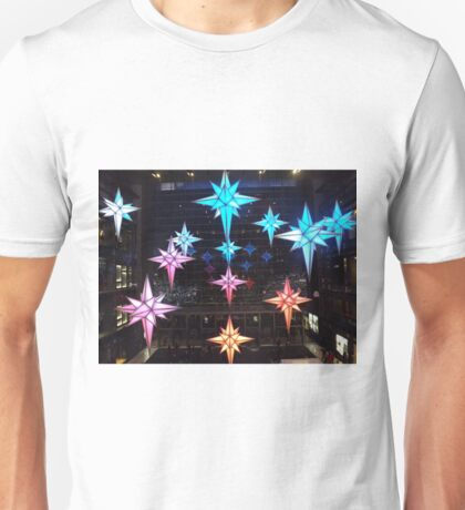Holiday Light Show, Time Warner Center, Columbus Circle, New York City T-Shirt