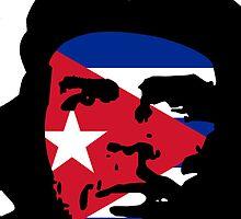 Che Eyes Cuba by IntWanderer